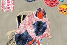 Illustration / by Clara Viver