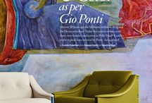 Leather and colour in the mark of Gio Ponti / The Milan-born architect designed the Dezza armchair almost 50 years ago. Today the icon is reborn, not only now in black and white, but flaunting three new finishes and upholstery in Pelle Frau® Nest leather, in the typical hues favoured by Mr Ponti. A dream renewed.