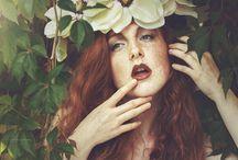 Beautiful Female Portraits Photography / Beautiful Female Portraits Photography