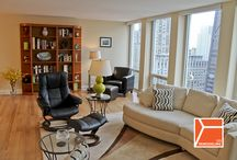 Condo Remodeling, Downtown Chicago / Complete remodel of a condo in downtown Chicago. http://123remodeling.com
