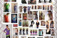 Oberteile Kleider nähen