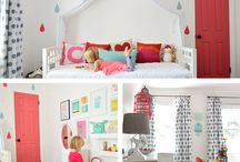 Leah's bedroom ideas- new house / by Carole Wells
