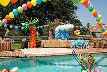 Pool Party - Festa na piscina