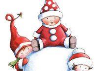 plaatjes kerst