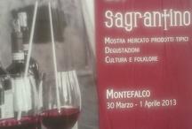 Montefalco terre di Sagrantino