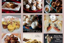 Muffin Recipes / Delicious homemade muffin recipes for breakfast, lunch, snacks, and dinner.
