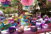 Birthday parties for the girls!  / by Cassandra Hakkila