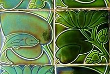 Clay Tile Design Ideas / Clay tile design ideas
