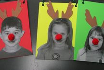 Christmas card for teacher