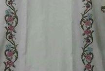 Seccade  kanaviçe örnekleri
