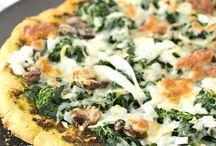 Pizza Pie!! / by Chris Riharb