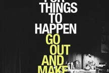 Inspiration / Motivation