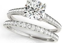 Classic Wedding Style / Each timeless piece in our Classic Diamond Engagement Rings collection combines the best designs of the past with the handcrafted precision of today's innovations.