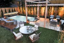 Backyard Ideas / by Laura Cresswell