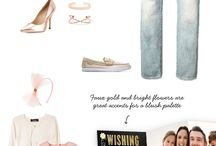 What to Wear / What to wear for photo sessions