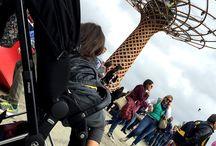 EXPO & CYBEX / Expo Milano esposizione food & design e passeggino Priam di Cybex