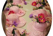 Kayla's Tea Party Birthday / by Kelsey Dussel