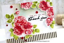 Vintage Rose / #Altenew