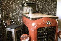 Reclaimed / Reclaimed furniture