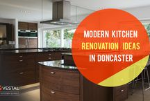 Kitchen Renovation- Modern Kitchen for Your Doncaster Residence