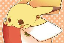 pokémon/pikachu