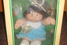 Peter Pan Sydrome / I collect toys.  I love kid stuff!
