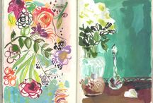 Watercolor / by Heidi Case