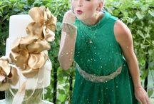 Emerald And Gold Wedding Ideas