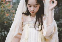 fashion data - hanfu