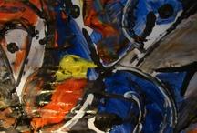 DIANA GHERENDI / art / by Diana Gherendi