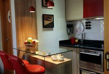 cozinhas pequenas e medias