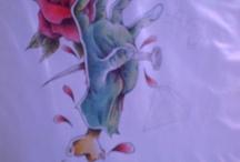 my drawings / meus desenhos, rabiscos e ideias