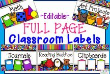 Labels and Banners