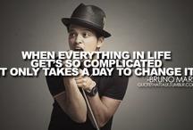 Bruno Mars quotes❤️❤️❤️