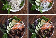 Vietnamesische Küche , Vietnams food