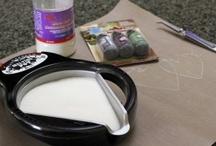 New Craft Idea / Materiali da provare utee-resine-
