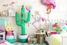 Kamer Sion kleurrijk
