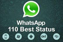 Whapp statussen