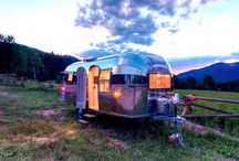 All Airstream Affection / Because, AIRSTREAMS.