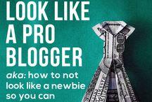 Blogging / Blogging Know-How