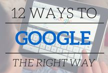 Google Tips for Business / Tips and How-To's for everything Google (e.g. Drive, Gmail, SEO, Google+)
