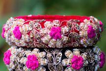 Ethniq Bangles / Hand crafted Bangles and designer bangles.