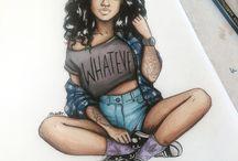 Иллюстрации арт