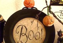 Halloween Decor / by Stephanie Slaughter
