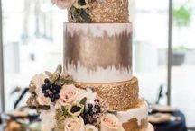 WEDDING CAKES / Styling weddings is a style wedding resource devoted to the modern bride. We cover everything from gorgeous and glamour.