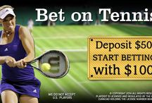 Wimbledon Tennis 2015 Online Sports Betting / Play a match winner fourfold (or higher), bet on the first week of Wimbledon and if you are let down by one selection, a free bet equal to 25 pound will be returned.