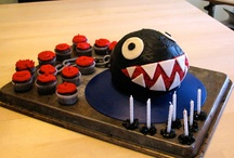 Video Game Cakes!