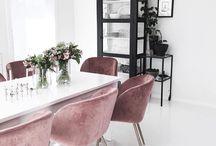 Luxurious Velvet / Velvet is a distinctive fabric, so delve into the indulgence that is velvet.
