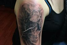 liv / tatuaje lobo