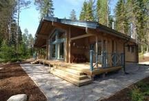 Villa Heijastus, 8hlö, 2mh, 115m2, Mikkeli / Villa Heijastus, Härkäniemen Tuvat, Mikkeli, Finland